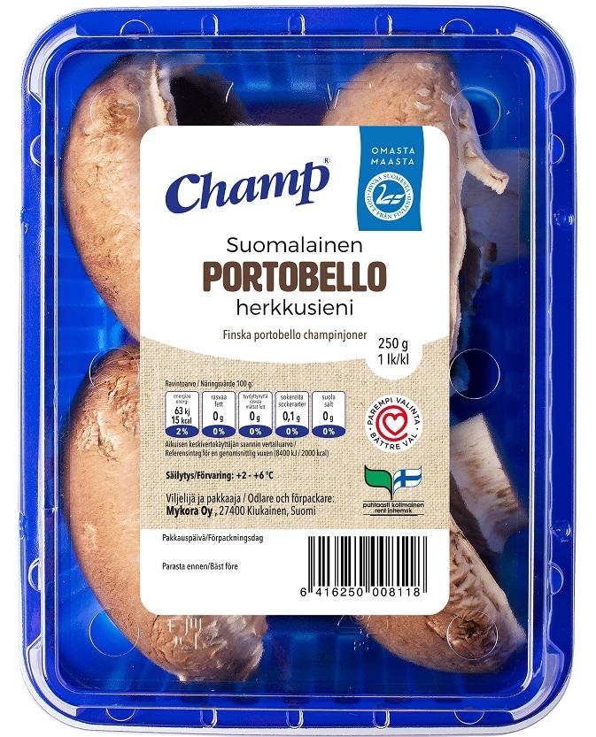 Champ portobello 250 g