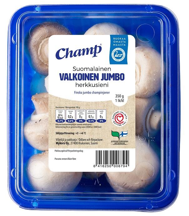 Champ jumbo 350 g