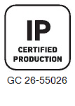 IP Kasvikset sertifioinnin leima